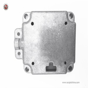 Die casting aluminum cover for tile cutter