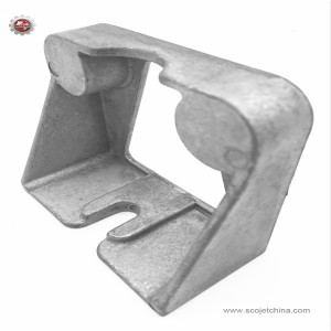 Die casting aluminum support for tile cutter