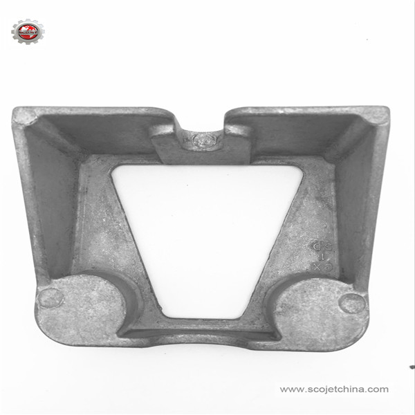 Die casting aluminum support for tile cutter Featured Image