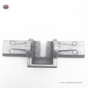 Die casting Aluminum lock block for tile cutter