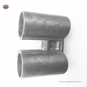 Die casting Aluminum sliding block for tile cutter