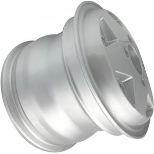 Aluminum wheel hub for casting